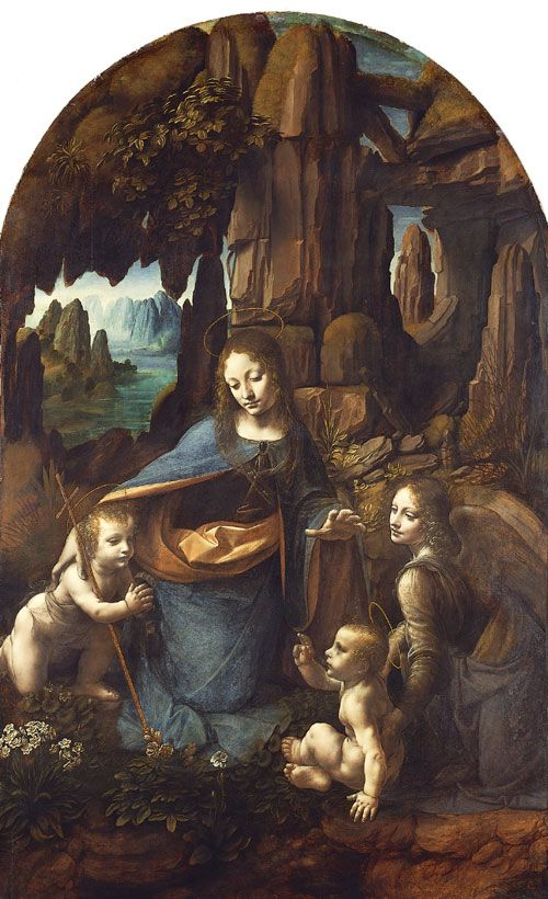Virgin of the Rocks (National Gallery, London)