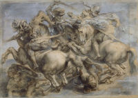 The Battle of Anghiari (copy after Leonardo)