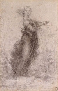 Young Woman (so-called pointing Lady)