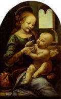 Madonna and Child (The Benois Madonna)